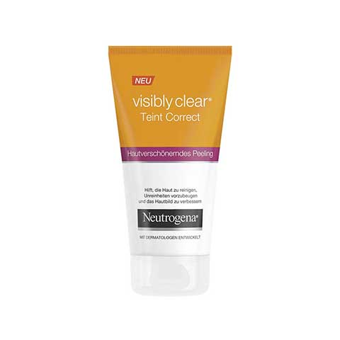 Neutrogena Visibly Clear Teint Correct Hautverschonerndes Peeling 150ml