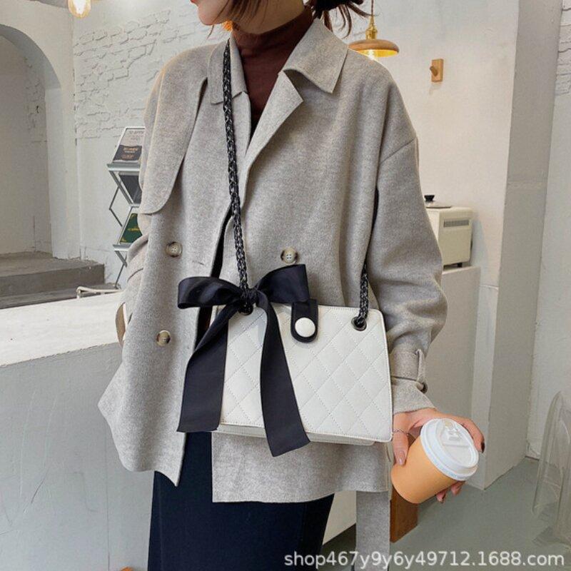 New Trend Chain Shoulder Messenger Bag (1001025)