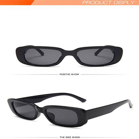 New Trendy Small Frame Square Sunglasses