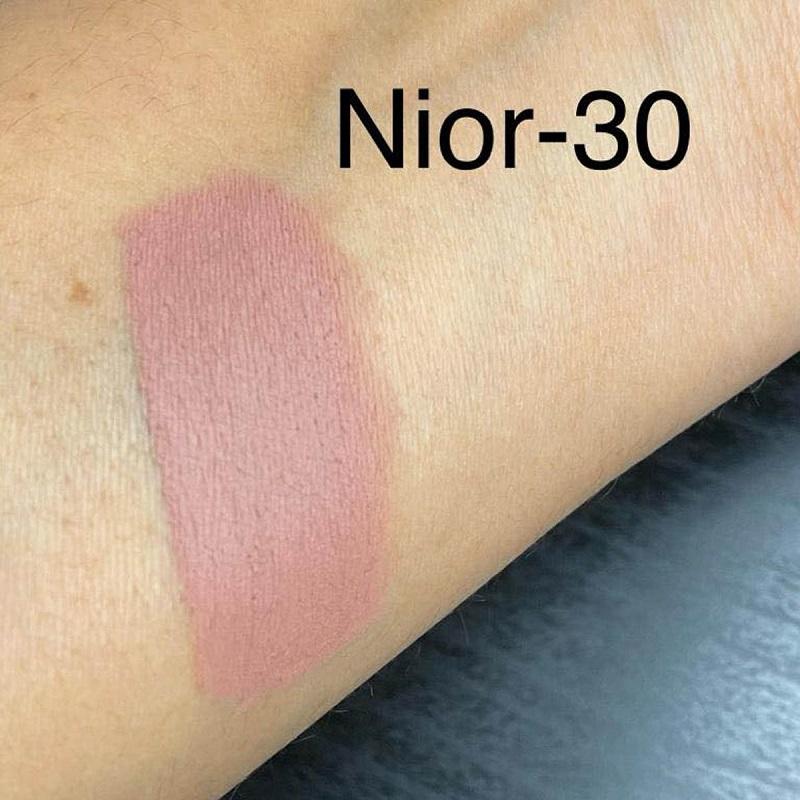 Nior No Transfer Matte Lipstick - No.30