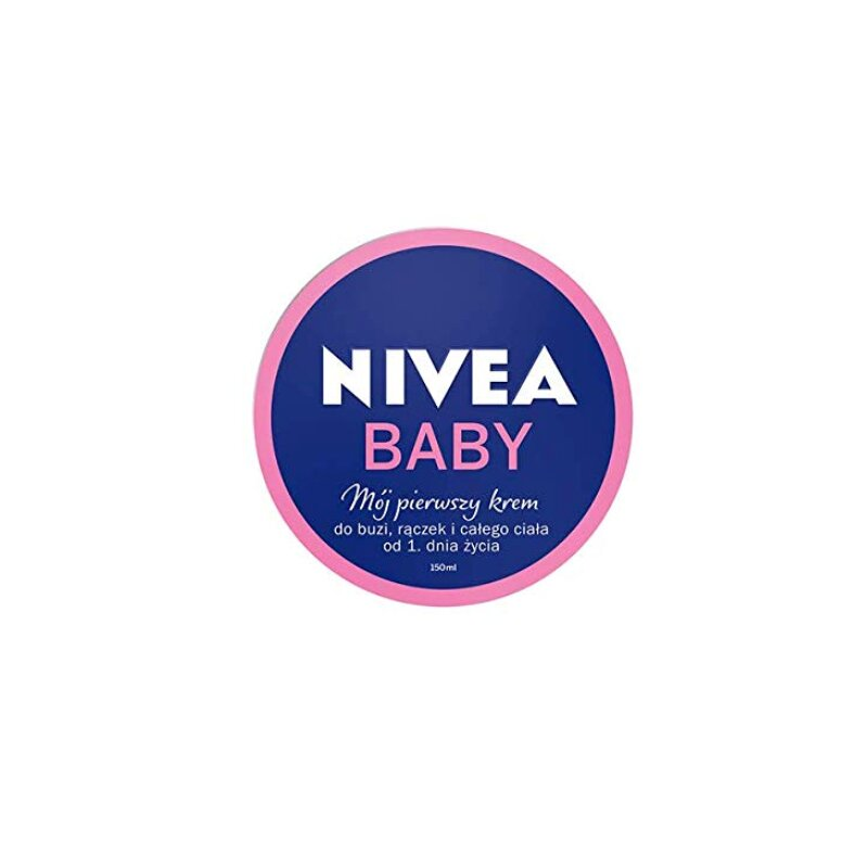 Nivea Baby My First Cream For Face Hands Body 75ml