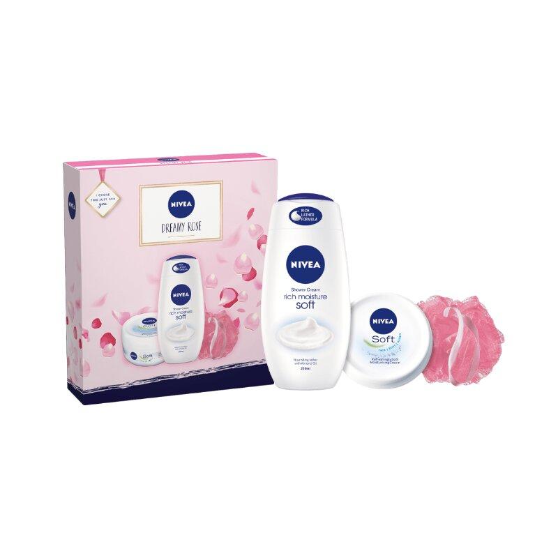 Nivea Dreamy Rose Gift Set
