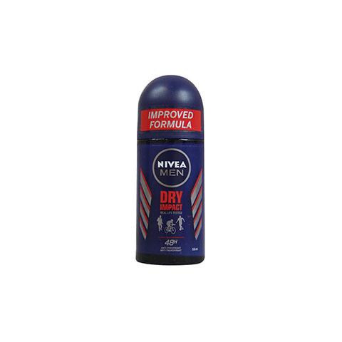 Nivea For Men Dry Impact Deodorant Roll on 50ml