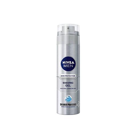 Nivea Men Skin Protection Shaving Gel 200ml