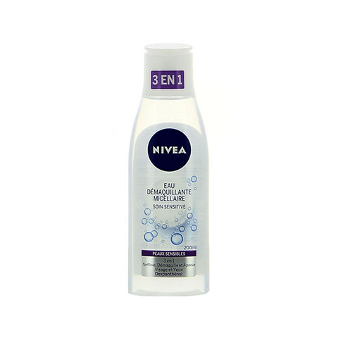 Nivea Moisturizing Micellar Water 3 In 1 For Sensitive Skin 200ml (0524)