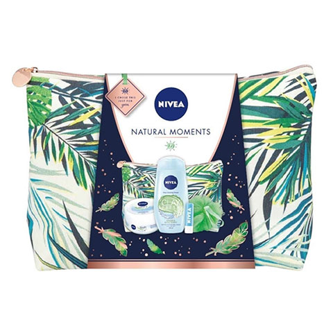 Nivea Natural Moments Gift Bag