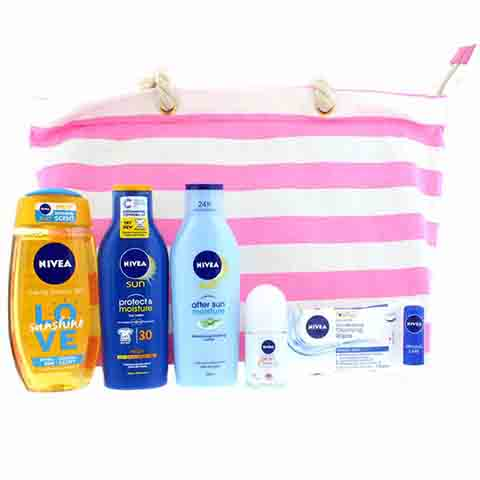 Nivea Sun Beach Must Haves Set