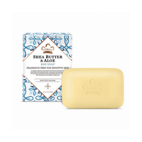 Nubian Heritage Shea Butter & Aloe Bar Soap 142g