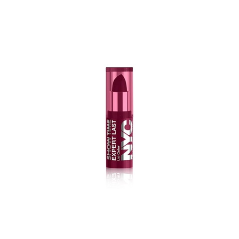 NYC Show Time Expert Last Lip Color Lipstick - 454 Grapefully