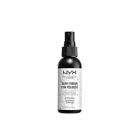 NYX Cosmetics Dewy Finish Long Lasting Setting Spray 60ml