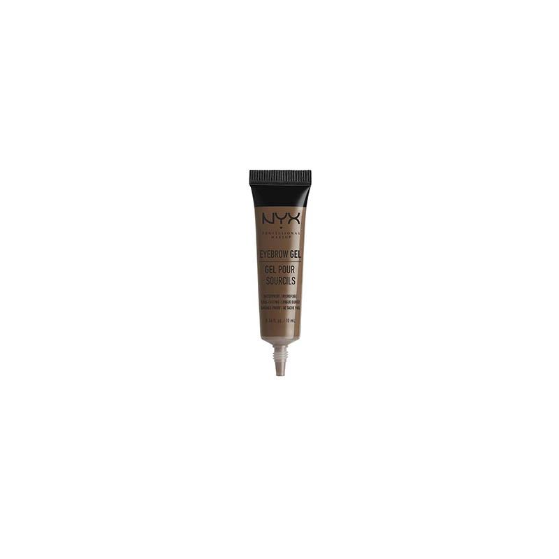 NYX Cosmetics Eyebrow Gel - EBG02 Chocolate