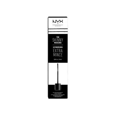 NYX Cosmetics The  Skinny Mascara - TMS01 Black