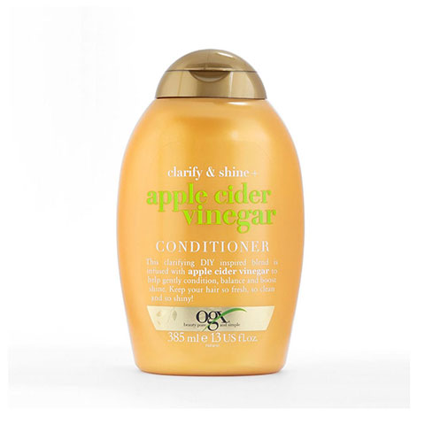 OGX Clarify & Shine + Apple Cider Vinegar Conditioner 385ml