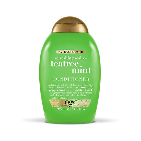 OGX Extra Strength Refreshing Scalp + Tea Tree Mint Conditioner 385ml