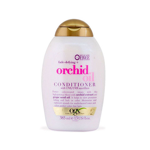 OGX Fade-Defying + Orchid Oil Conditioner 385ml