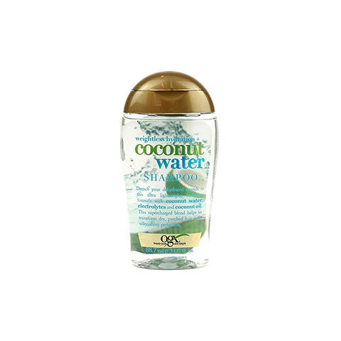 OGX Weightless Hydration + Coconut Water Shampoo 88.7ml