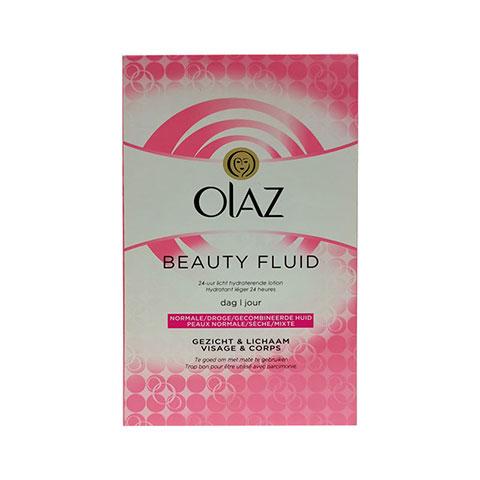 Olay Beauty Fluid Moisturiser Day Fluid Normal/Dry/Combination Skin 200ml