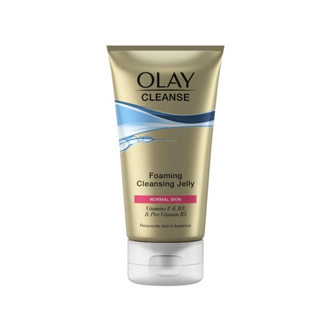 Olay Cleanse Foaming Cleansing Jelly For Normal Skin 150ml