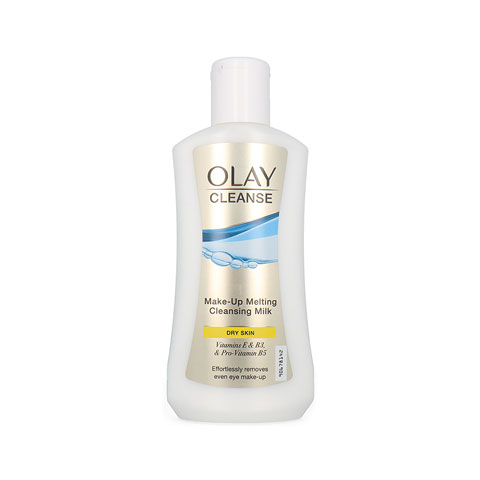 Olay Cleanse Make-Up Melting Cleansing Milk For Dry Skin 200ml