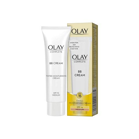 Olay Complete BB Cream SPF 15 Tinted Moisturising Cream 50ml - Medium