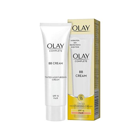 Olay Complete BB Cream  SPF15 Moisturiser 50ml - Fair