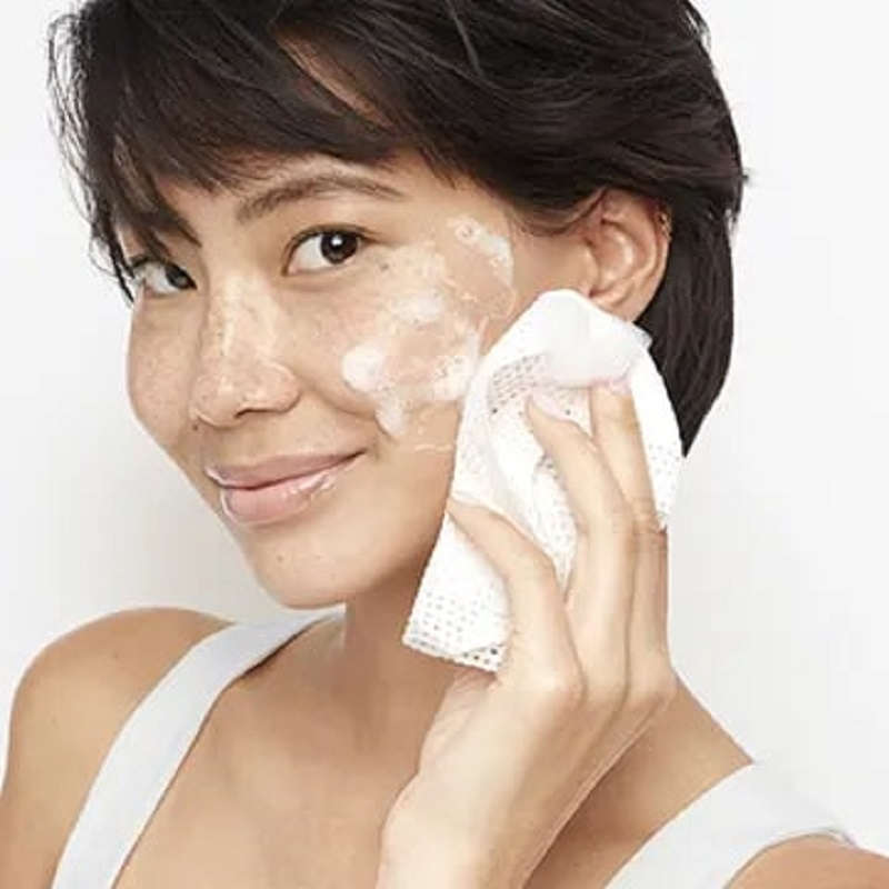 Olay Daily Facials Water Activated Dry Cloths Micellar Clean For Sensitive Skin - 30Cloths