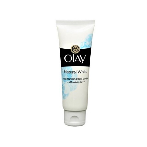 Olay Natural White Cleansing Face Wash 100ml