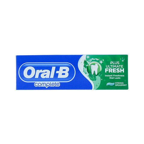Oral B Complete Oral-B Plus Ultimate Fresh Toothpaste 75ml