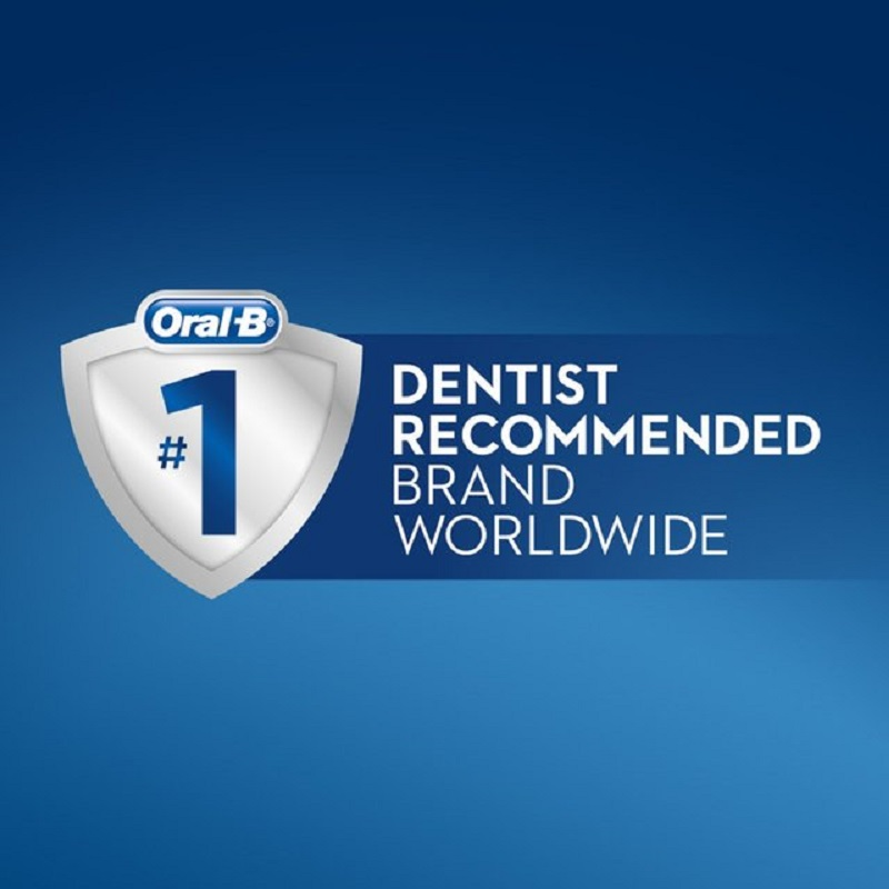 Oral-B Kids Soft Toothbrush 3-5 years - Green & Blue