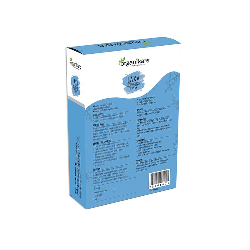 Organikare Laxa Slimming Tea 30g