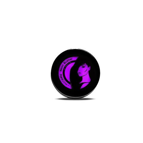 Paint Glow Neon UV Blusher 3.5g - Uv Pink