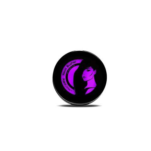 Paint Glow Neon UV Blusher 3.5g - Uv Violet