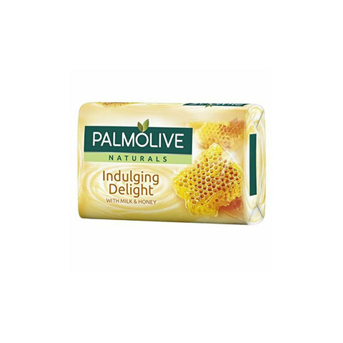 Palmolive Naturals Indulging Delight With Milk & Honey Soap 90g