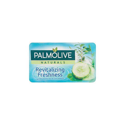 Palmolive Naturals Revitalizing Freshness With Green Tea & Cucumber Soap 90g