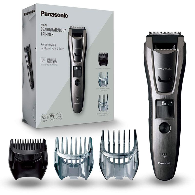 Panasonic Washable Beard, Hair And Body Trimmer - ER-GB80