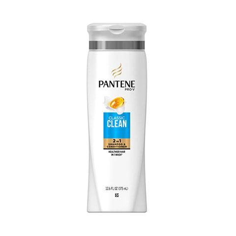Pantene Pro-V Classic Clean 2 in 1 Shampoo & Conditioner 375ml