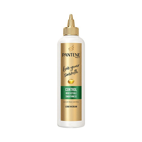 Pantene Pro-V Control Irresistible Smoothness Frizz Leave In Cream 270ml