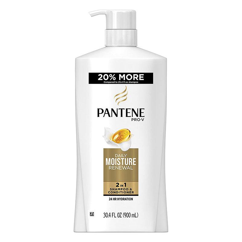Pantene Pro-V Daily Moisture Renewal 2 in 1 Shampoo & Conditioner 900ml