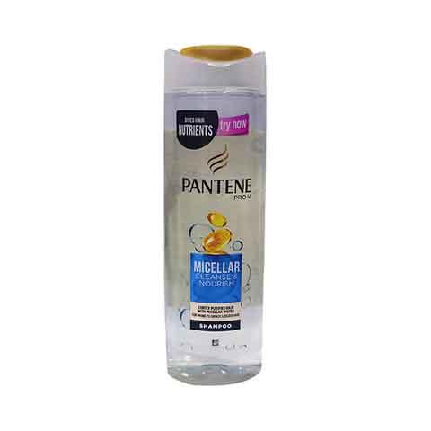 Pantene Pro-V Micellar Cleanse & Nourish Shampoo 360ml