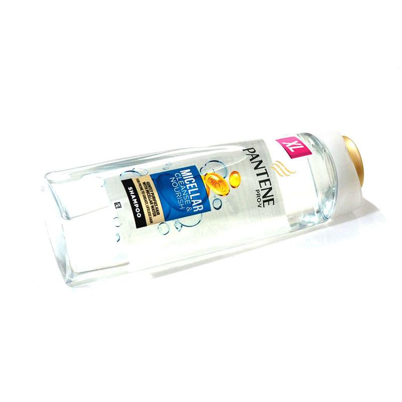 Pantene Pro-V Micellar Cleanse & Nourish Shampoo 500ml