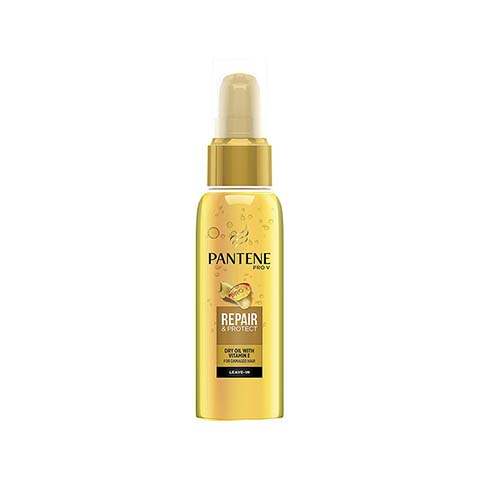 Pantene Repair & Protect Dry With Vitamin E For Damaged Hair Oil 100ml