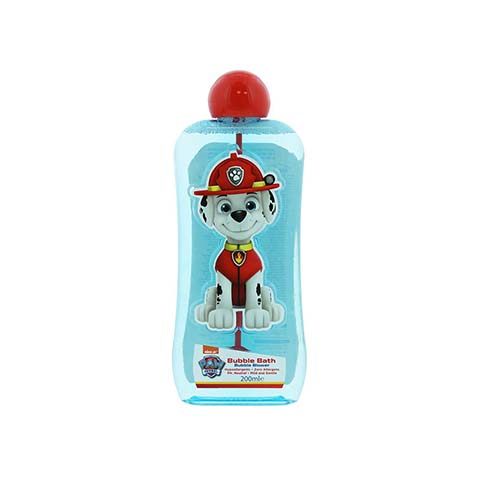 Paw Patrol Bubble Bath Bubble Blower 200ml