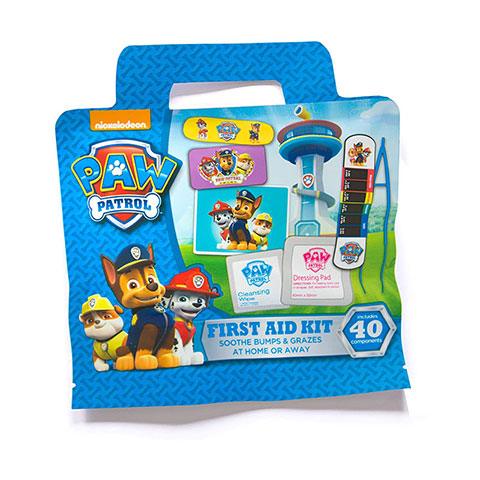 Paw Patrol First Aid Kit - 40 Pieces