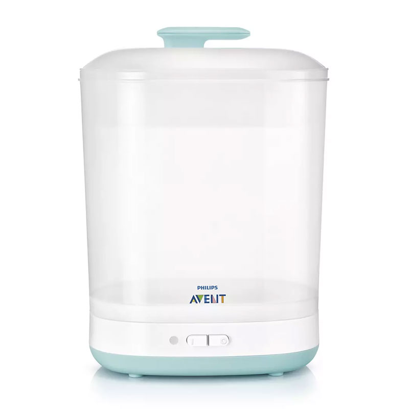 Philips Avent 2 in 1 Compact & Effective Electric Steam Steriliser (9528)