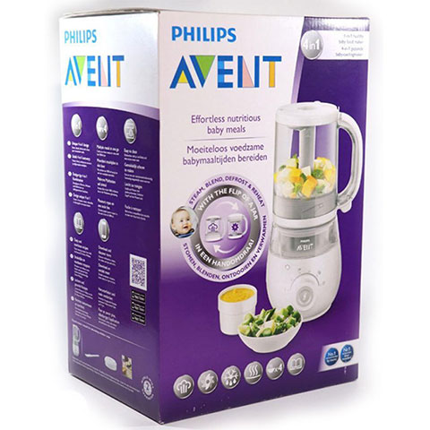 Philips Avent 4 IN 1 Baby Food Maker (5492)