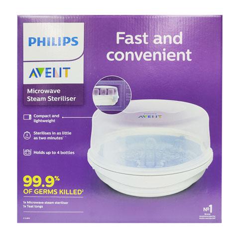 Philips Avent Microwave Steam Sterilizer SCF281/02