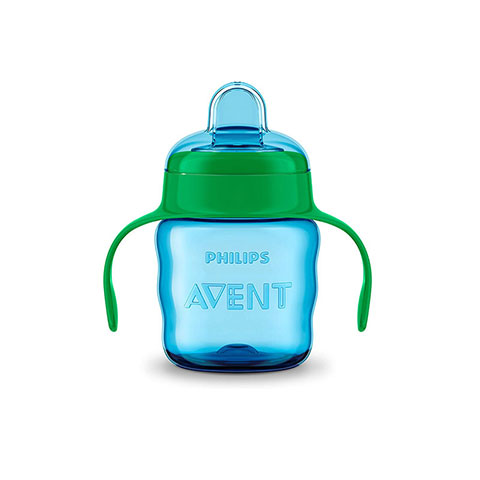 Philips Avent My Easy Sip Spout Cup 6m+ 200ml - Blue