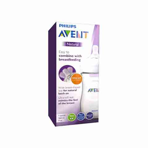 Philips Avent Natural Bottle 260ml