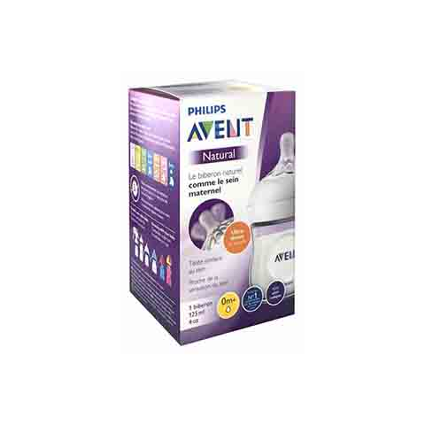 Philips Avent Natural Bottles 125ml