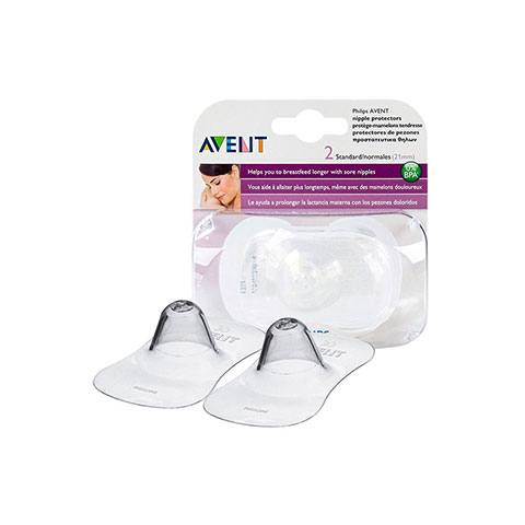 Philips Avent Nipple Protectotors 2 Pack (5470)